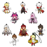 (Full Set) Rubber Strap - Pic-Lil! - Fate/EXTELLA