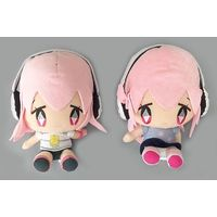 (Full Set) Plushie - Super Sonico / Sonico