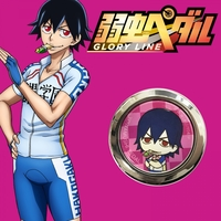 Smartphone Ring Holder - Yowamushi Pedal / Shinkai Yuto