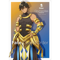 Mouse Pad - Fate/Grand Order / Rider & Ozymandias (Fate Series)
