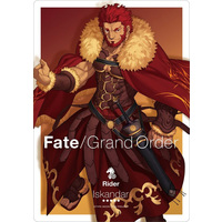 Mouse Pad - Fate/Grand Order / Iskandar (Fate Series)