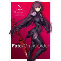 Mouse Pad - Fate/Grand Order / Lancer & Scathach