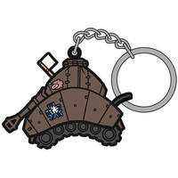 Tsumamare Key Chain - GIRLS-und-PANZER