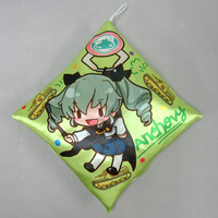 Mini Cushion - GIRLS-und-PANZER / Anchovy