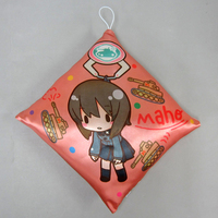 Mini Cushion - GIRLS-und-PANZER / Nishizumi Maho