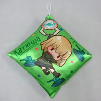 Mini Cushion - GIRLS-und-PANZER / Katyusha