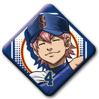 Pin - Ace of Diamond / Kominato Ryousuke