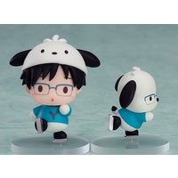 Trading Figure - Hello Kitty / Yuri & Yuuri & Victor