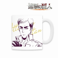 Mug - Shingeki no Kyojin / Erwin Smith