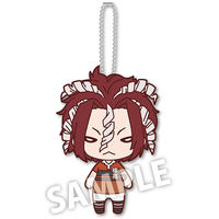 Plush Key Chain - All Out!! / Sekizan Takuya