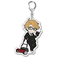 Trading Acrylic Key Chain - Pic-Lil! - Black Butler / Beast & Ronald Knox