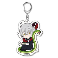 Trading Acrylic Key Chain - Pic-Lil! - Black Butler / Beast & Snake