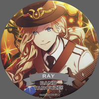 Badge - Band Yarouze! (Banyaro!) / OSIRIS & Ray Cephart