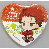 Heart Badge - Ensemble Stars! / Kiryu Kuro