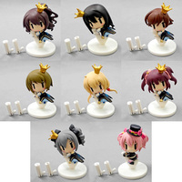 (Full Set) Trading Figure - IM@S: Cinderella Girls