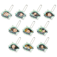 (Full Set) Acrylic Key Chain - Haikyuu!!