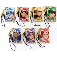 (Full Set) Metal Charm - Kuroko's Basketball