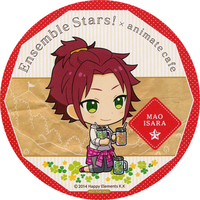 Coaster - Ensemble Stars! / Isara Mao