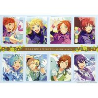 Illustrarion card - Ensemble Stars! / Aoi Yuta & Aoi Hinata