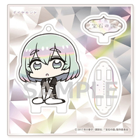 Acrylic stand - Land of the Lustrous / Diamond (Houseki no Kuni)