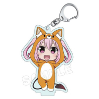 Acrylic Key Chain - To Love-Ru / Nana Asta Deviluke