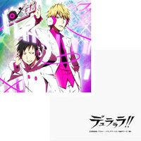 Cushion Cover - Durarara!! / Shizuo & Izaya