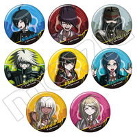 Trading Badge - Danganronpa