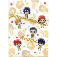 Plastic Folder - Yowamushi Pedal / Souhoku High School