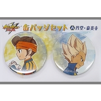 Badge - Inazuma Eleven / Gouenji & Endou