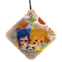 Acrylic Charm - High Speed! / Rei & Nagisa