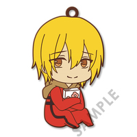 Rubber Strap - All Out!! / Iwashimizu Sumiaki