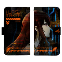 Smartphone Wallet Case for All Models - iPhone6 case - Steins;Gate / Makise Kurisu