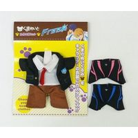Plush Clothes - Clothes for Kumamate (No Plush) - Free! (Iwatobi Swim Club) / Nagisa & Rei