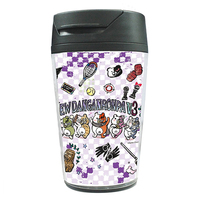 Tumbler, Glass - Danganronpa V3