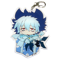 Acrylic Key Chain - SERVAMP / Kuro