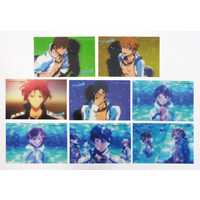 (Full Set) Card Collection - Postcard - Free! (Iwatobi Swim Club)