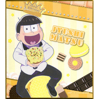 Trading Illustration Card - Osomatsu-san / Juushimatsu