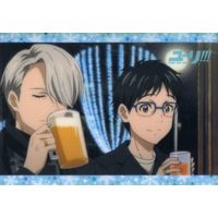 Portrait - Yuri!!! on Ice / Victor & Yuuri