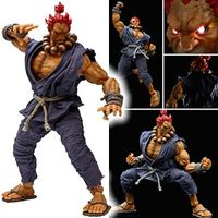 Action Figure - Street Fighter / Akuma (Gouki)