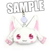 Commuter pass case - MadoMagi / Kyubey