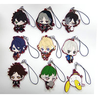 (Full Set) Rubber Strap - Shinigami Kareshi