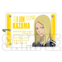 Commuter pass case - DAYS / Kazama Jin