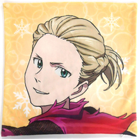 Cushion Cover - Yuri!!! on Ice / Yuri Plisetsky