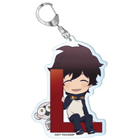 Acrylic Key Chain - Blood Blockade Battlefront / Leonard Watch