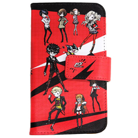 Smartphone Wallet Case for All Models - Persona5