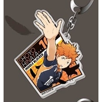 Acrylic Key Chain - Haikyuu!! / Karasuno High School & Hinata