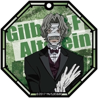 Trading Acrylic Key Chain - Blood Blockade Battlefront / Gilbert F Altstein
