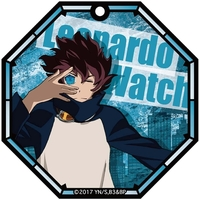 Trading Acrylic Key Chain - Blood Blockade Battlefront / Leonard Watch