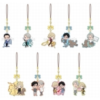 (Full Set) Charm Collection - Yuri!!! on Ice / Makkachin & Yuri & Victor & Yuuri