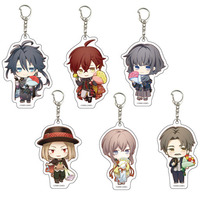 (Full Set) Acrylic Key Chain - Bungou to Alchemist